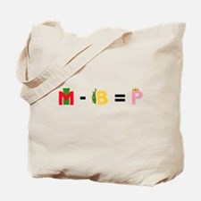 The Mario Equation Tote Bag
