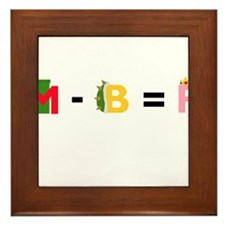 The Mario Equation Framed Tile