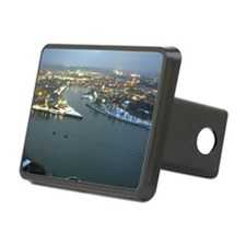 Rhine river & Mosel winter Hitch Cover