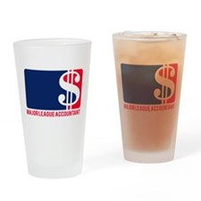 Cute Business major Drinking Glass