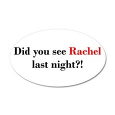 Rachel Fan Wall Decal