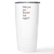 Rachel Fan Travel Mug