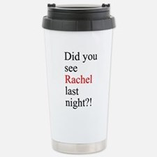 Rachel Fan Travel Mug