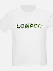 Lompoc, Vintage Camo, T-Shirt