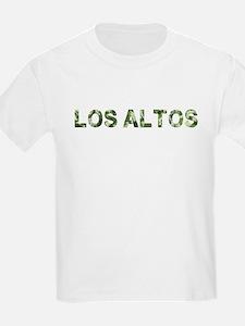 Los Altos, Vintage Camo, T-Shirt