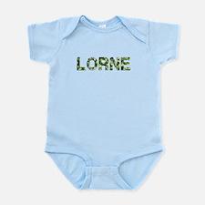 Lorne, Vintage Camo, Infant Bodysuit