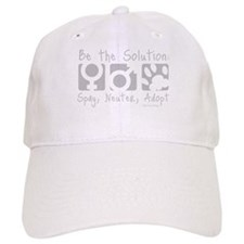 Be The Solution (one color) Baseball Cap