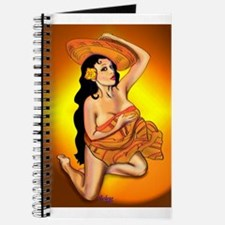 Tequila Sunrise Pin-up Journal