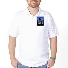 Dia de los Muertos Pin-up T-Shirt