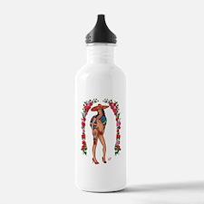 La Vida Loca Chica Water Bottle