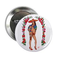 """La Vida Loca Chica 2.25"""" Button (10 pack)"""