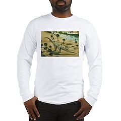 Seismosaurus Dinosaur Long Sleeve T-Shirt