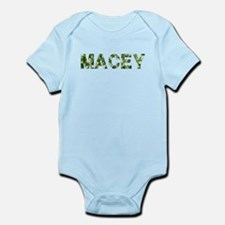 Macey, Vintage Camo, Infant Bodysuit