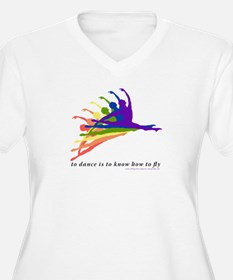 Rainbow Jete T-Shirt