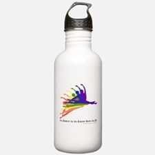 Rainbow Jete Water Bottle