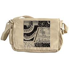 Clarinet Messenger Bag