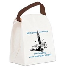 flyingmonkey.png Canvas Lunch Bag