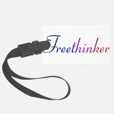 freethinker.png Luggage Tag