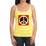 Vote Democrat for Peace First Jr. Spaghetti Tank