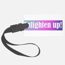 enlightenup1.png Luggage Tag