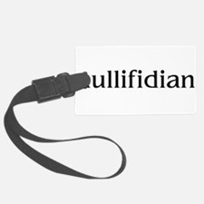 nullifidian.png Luggage Tag