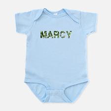 Marcy, Vintage Camo, Infant Bodysuit