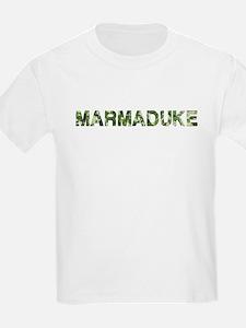 Marmaduke, Vintage Camo, T-Shirt