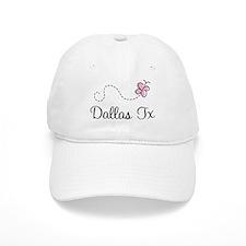 Dallas TX Baseball Cap