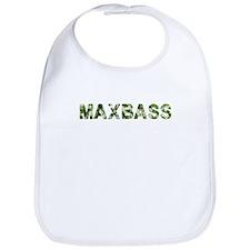 Maxbass, Vintage Camo, Bib