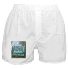 Kurt Cobain Memorial Boxer Shorts