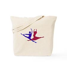 Grand Jete Tote Bag