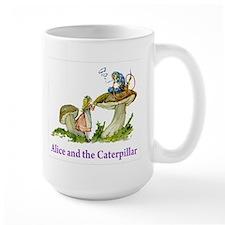 Alice and the Caterpillar Mug
