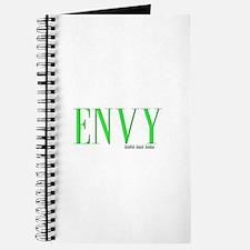 Envy Logo Journal