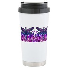 Cute Tiffany stained glass Travel Mug