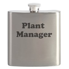Plant Manager Flask