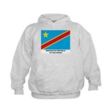 Flag of The Democratic Republ Hoodie