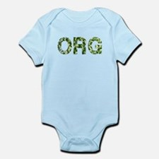 Org, Vintage Camo, Infant Bodysuit