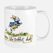 Down the Rabbit Hole Mug