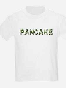 Pancake, Vintage Camo, T-Shirt