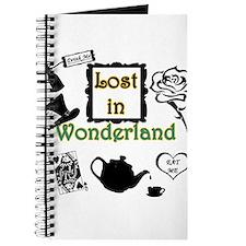 Lost in Wonderland Journal