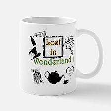 Lost in Wonderland Mug