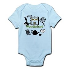 Lost in Wonderland Infant Bodysuit