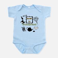 Lost in Wonderland Infant Bodysuit