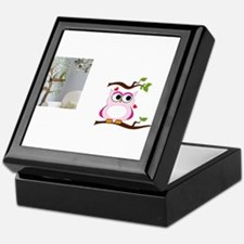 Love Owl Keepsake Box