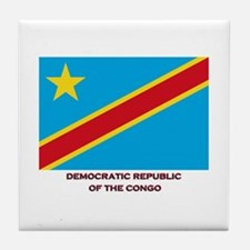 The Democratic Republic Of The Congo Flag Gear Til