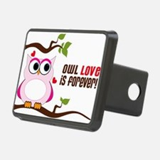 Owl Love Is Forever Hitch Cover