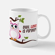 Owl Love Is Forever Mug