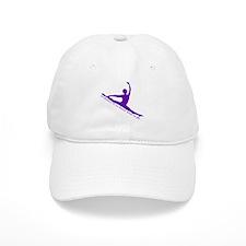 Purple Jete Baseball Baseball Cap