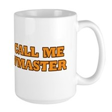 You may call me the brewmaster Mug