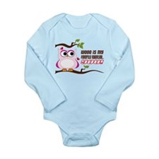 Favorite Valentine Long Sleeve Infant Bodysuit
